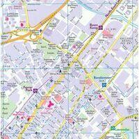 Nelles Wegenkaart Maleisië West En Singapore