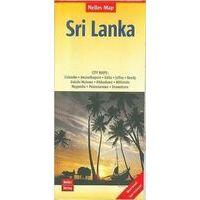 Nelles Wegenkaart Sri Lanka