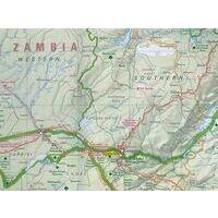 Nelles Wegenkaart Zuidelijk-Afrika