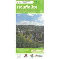 NGIB Houffalize Wandelkaart 1:25.000