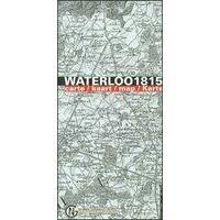 NGIB Slag Bij Waterloo 1815 Kaart