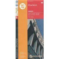 NGIB Topografische Kaart 46 Charleroi