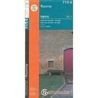 NGIB Topografische Kaart 71/5-6 Rouvroy