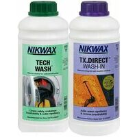 Nikwax Twin Tech Wash / TX Direct 1 Liter
