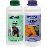 Nikwax Twin Tech Wash / TX Direct 1 Liter