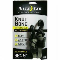 Nite Ize Knotbone Adjustable Bungee Flat - Fietsspin