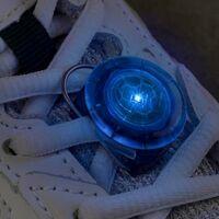 Nite Ize Shoelit Blue - Veterlampje
