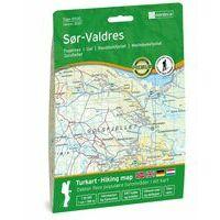Nordeca Wandelkaart 3021 Sor Valdres 1:50.000