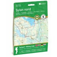 Nordeca Wandelkaart 3025 Sylan Nord