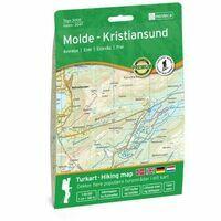 Nordeca Wandelkaart 3047 Molde - Kristiansund