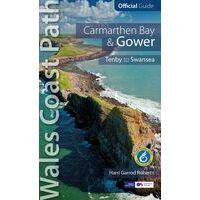 Northern Eye Books Wandelgids Carmarthen Bay & Gower: Wales Coast Path