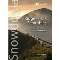 Northern Eye Wandelgids Ridge Walks & Scrambles Snowdonia