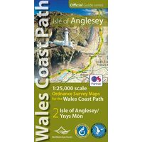 Northern Eye Wandelkaart Isle Of Anglesy Coast Path Map