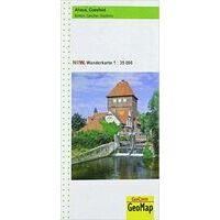 NRW Wanderkarte Wandelkaart Ahaus Coesfeld 1:35.000