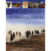 Odyssey Genghis Khan And The Mongol Empire