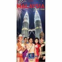 Odyssey Malaysia Illustrated Map