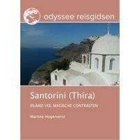 Odyssee Reisgidsen Reisgids Santorini (Thira)