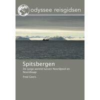 Odyssee Reisgidsen Reisgids Spitsbergen