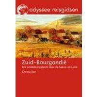 Odyssee Reisgidsen Reisgids Zuid-Bourgondië