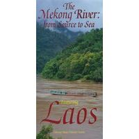 Odyssey Mekong River Map Laos
