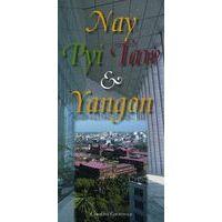 Odyssey Nay Pyi Taw & Yangon Map