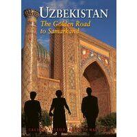 Odyssey Uzbekistan - Reisgids Oezbekistan