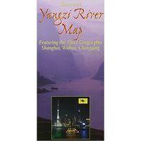 Odyssey Illustrated Yangzi River Map