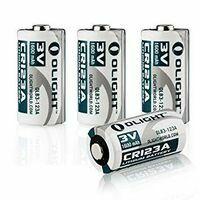 Olight Lithium Batterij CR123A 3V 1600mAh Viet Stuks