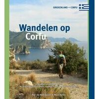 One Day Walks Publishing Wandelen Op Corfu