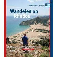 One Day Walks Publishing Wandelen Op Rhodos