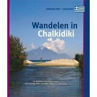 One Day Walks Publishing Wandelgids Wandelen In Chalkidiki