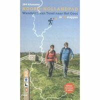 Open Kaart Het Noord-hollandpad Wandelgids