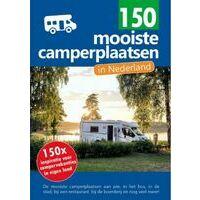 Orange Books 150 Mooiste Camperplaatsen In Nederland