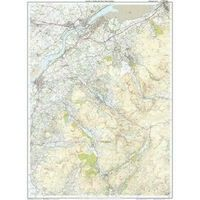 Ordnance Survey Wandelkaart OL17 Active Explorer Snowdon