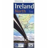 Ordnance Survey Ierland Wegenkaart Noord-Ierland