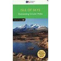 Ordnance Survey Wandelgids Isle Of Skye