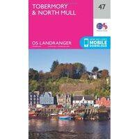 Ordnance Survey Wandelkaart 047 Tobermory & North Mull