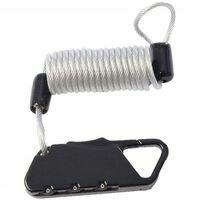 OXC Pocketlock Zwart 900mm Kabelslot