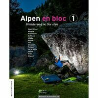 Panico Alpinverlag Alpen En Bloc 1 - Bouldertopo Alpen