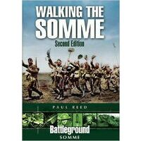 Paul Reed Walking The Somme