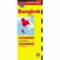 Periplus Maps Bangkok Stadsplattegrond