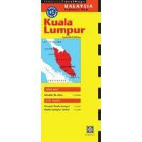 Periplus Maps Kuala Lumpur Travelmap