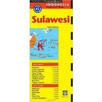 Periplus Maps Sulawesi Wegenkaart