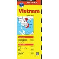 Periplus Maps Wegenkaart Vietnam