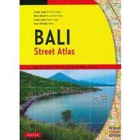 Periplus Maps Wegenatlas Bali