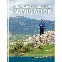 Pesda Press Mountain And Moorland Navigation Manual