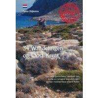 Peter-Dijkstra 34 Wandelingen Op Oost-Kreta
