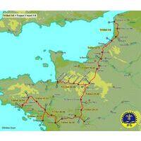 Pirola Fietsgids Normandië En Bretagne