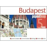 PopOut Map PopOut Map Budapest