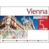 PopOut Map Stadsplattegrond Wenen Vienna PopOut Map